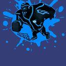 Brutes.io (Ninjabrute Cyberklan Blue) by brutes