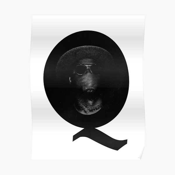 Schoolboy Q - Blank Face Poster