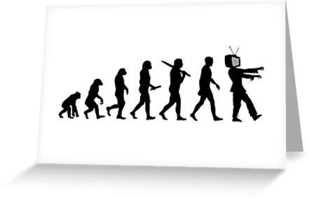 Evolution - Zo0mbie TV by radvas