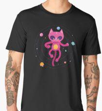 God is a Cat Men's Premium T-Shirt