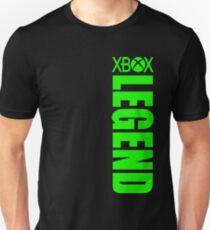 Xbox Legend - Green Unisex T-Shirt
