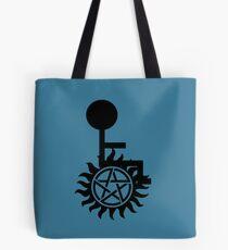 Supernatural Abilities Wheelchair Symbol Tote Bag