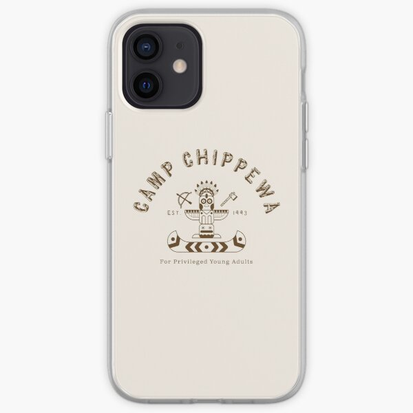 Camp Chippewa iPhone Soft Case