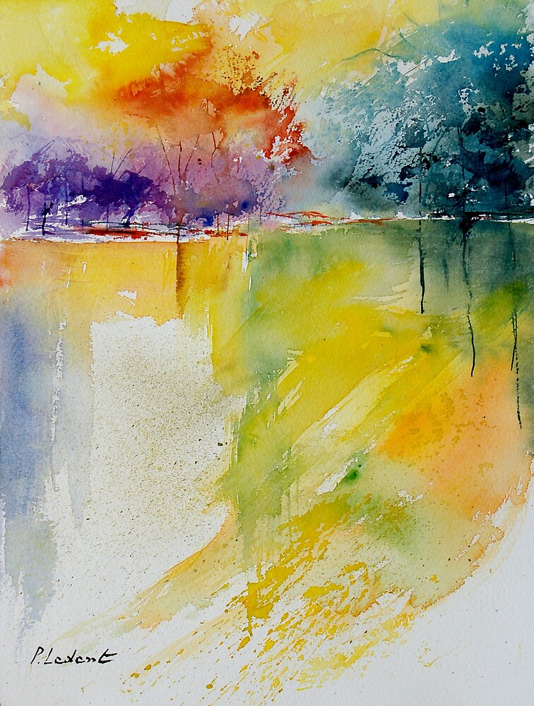 Watercolor 241008 by calimero