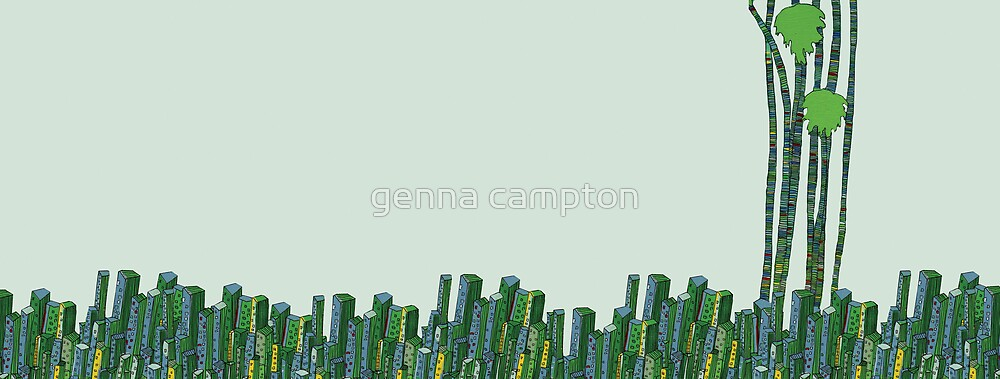 cities by genna campton