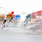 Bicycle Racers  by Buckwhite