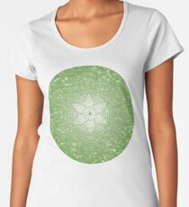 The Heart Chakra Women's Premium T-Shirt