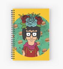 Tina Kahlo Spiral Notebook