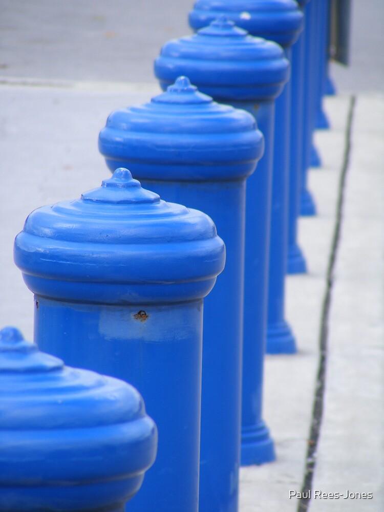Soldiers in Blue. by Paul Rees-Jones