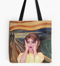 Rupaul's Drag Race - Alyssa Edwards - The Scream Tote Bag