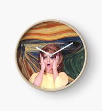 Rupaul's Drag Race - Alyssa Edwards - The Scream Clock
