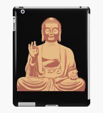 Budda Sitzend iPad Case/Skin