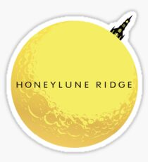Super Mario Odyssey - Honeylune Ridge Sticker