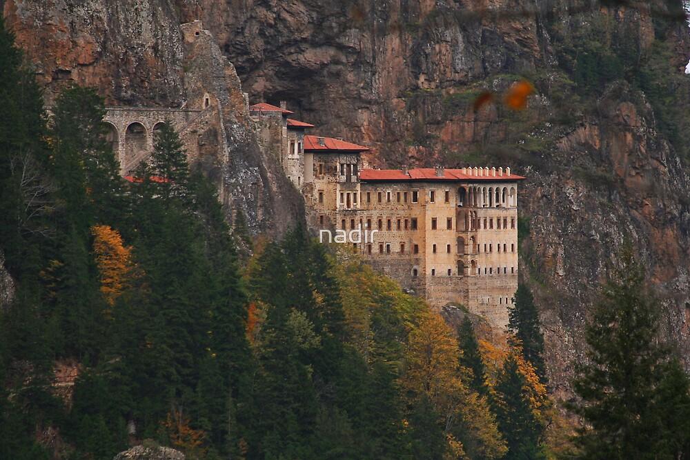 Sumela Monastery, Trabzon, TURKEY by nadir