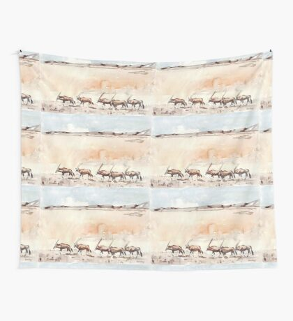 Meet South Africa! Wall Tapestry