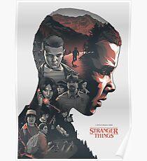 Stranger Things! Poster