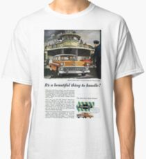 The '56 Chevrolet Belair  Classic T-Shirt