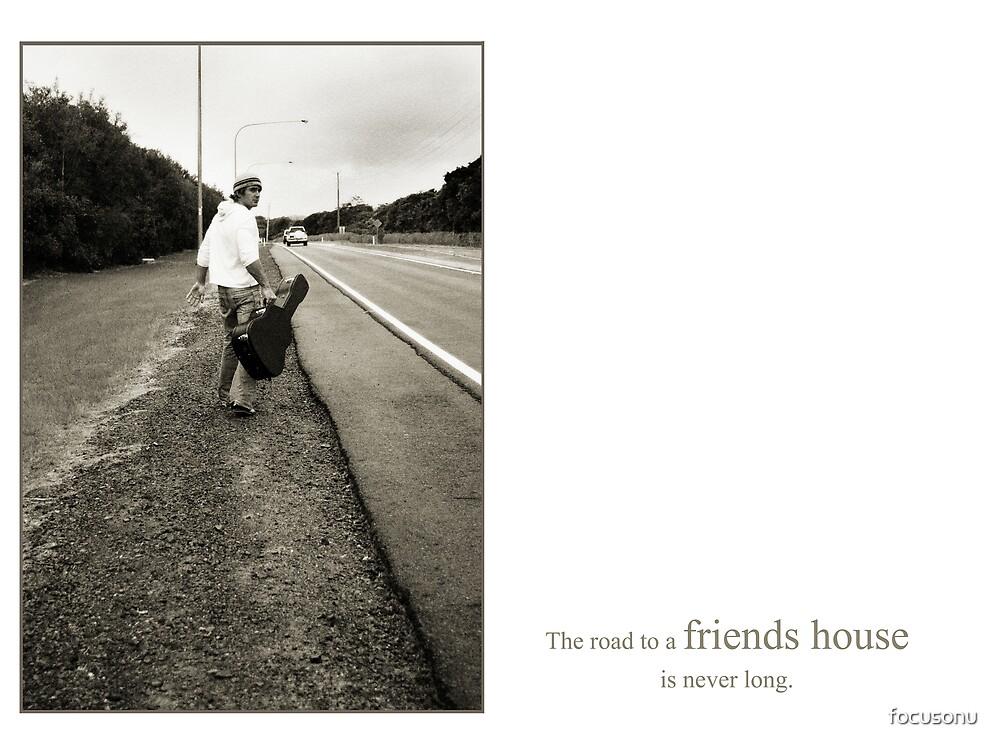a friends house by focusonu