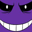 Purple Guy's Face by RainytaleStudio