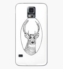 Funda/vinilo para Samsung Galaxy Nice deer