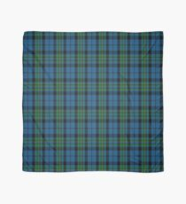 00692 Notre Dame Marching Guard Tartan Scarf