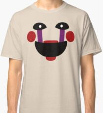 Marionette Face Classic T-Shirt