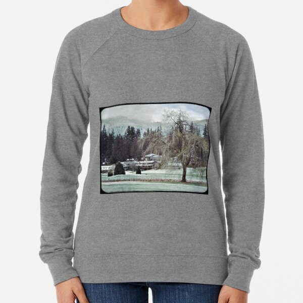 Frosty morning Lightweight Sweatshirt