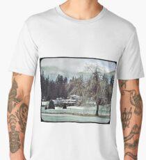 Frosty morning Men's Premium T-Shirt