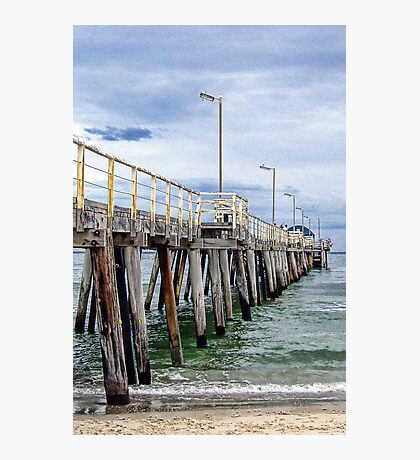 Henley Jetty Photographic Print