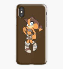 Sega - Sticks The Badger iPhone Case/Skin