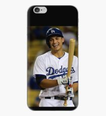 corey seager smiling iPhone Case