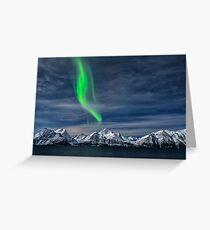 Aurora Grußkarte