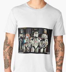 Clone Commanders - Cody, Rex, Bly, Neyo, Bacara & Gree Men's Premium T-Shirt