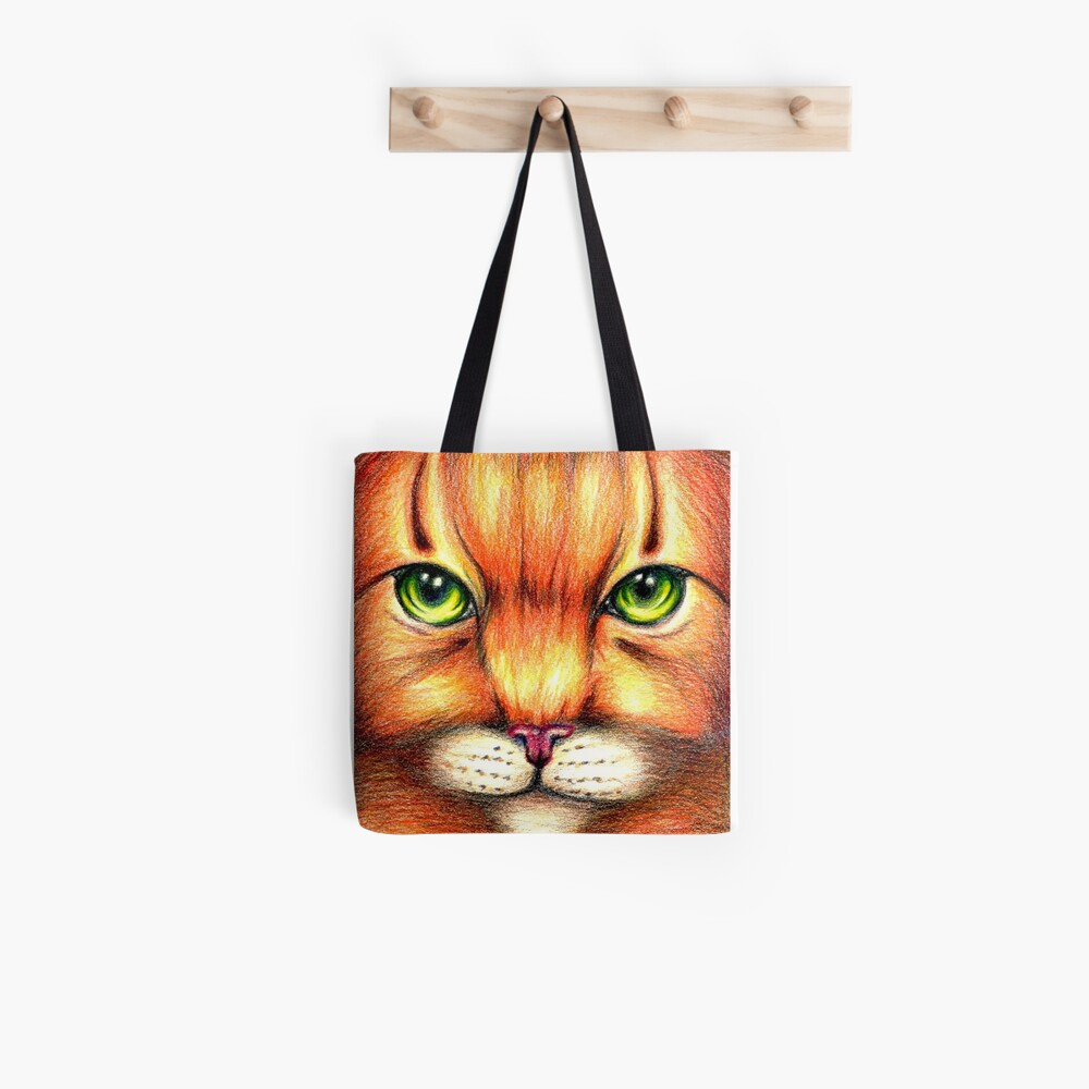 Warrior Cats Firestar Bolsa de tela