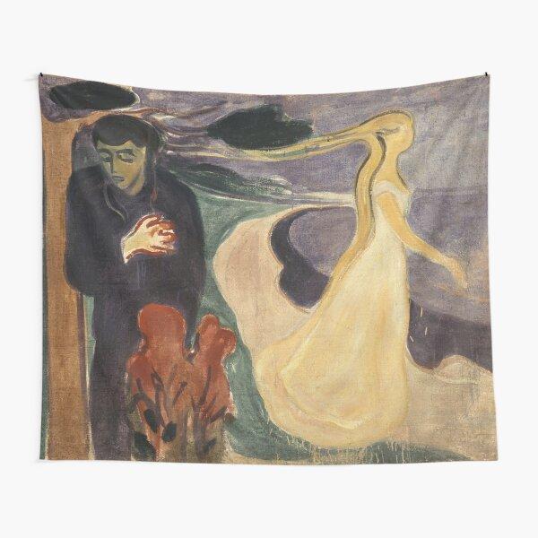 "Edvard Munch ""Separation"", 1896 Tapestry"