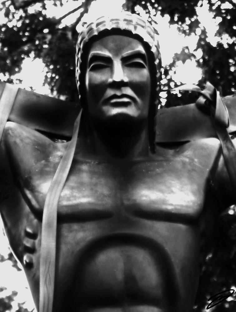 Unknown Statue by David W Kirk