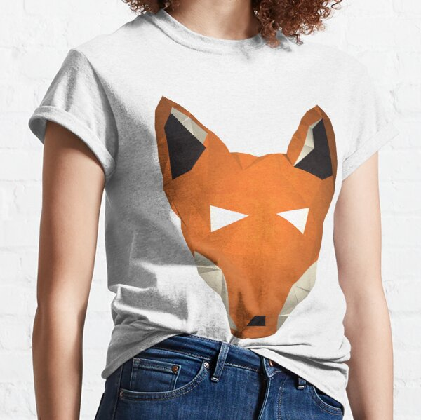 Wes the Ethiopian Wolf Classic T-Shirt
