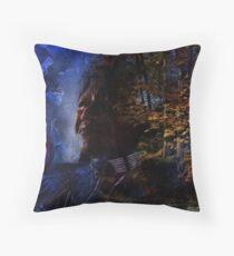 Glooskap the Creator of Wonderful Things Throw Pillow