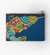 Narwhal, cool art from the AlphaPod Collection Studio Pouch