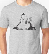 Fat Cat in Hat T-Shirt