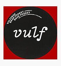 VULF Photographic Print