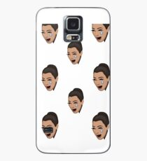 kim crying Case/Skin for Samsung Galaxy