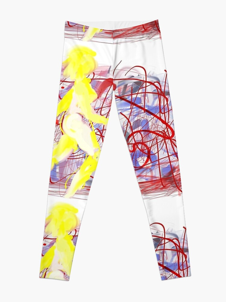 Alternate view of Graffiti Bridge Leggings
