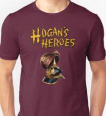 Camiseta ajustada Camisa de la introducción de los héroes de Hogan