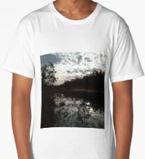 mirror Long T-Shirt