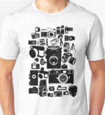 Cameras Slim Fit T-Shirt