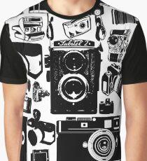 Cameras Graphic T-Shirt