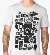 Cameras Men's Premium T-Shirt