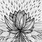 The Immortal Lotus by inkedinred