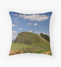 The Path to Back Tor Throw Pillow